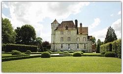 Vascoeuil Le château