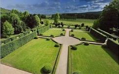 Vascoeuil Le jardin